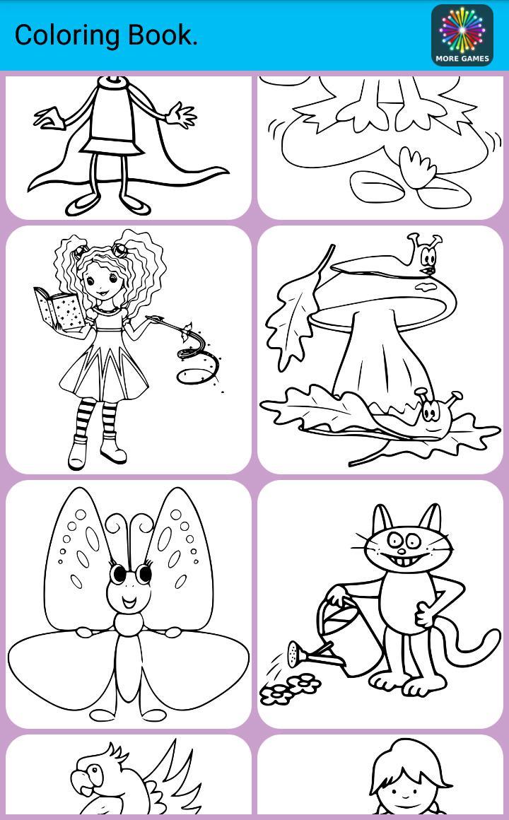 儿童填色涂鸦 v2.27