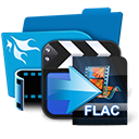 AnyMP4 FLAC Converter