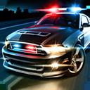 警察追逐大城市竞赛