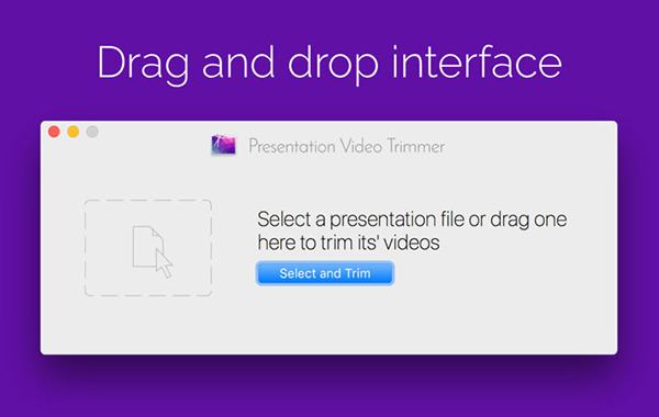 Presentation Video Trimmer