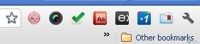 Chrome浏览器扩展图标随心变