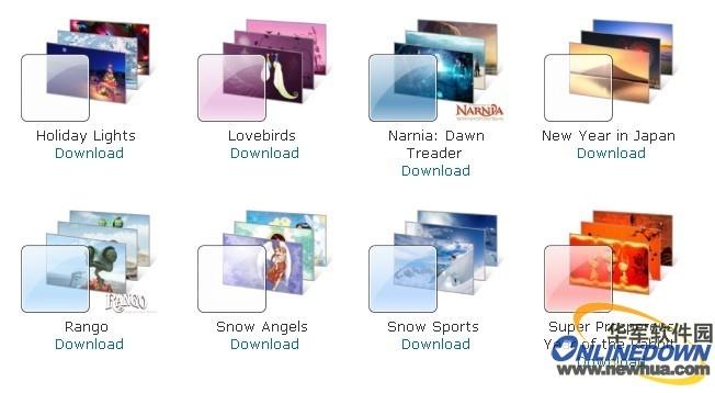 让Win7变成苹果界面,OS主题包下载