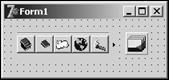 为Delphi程序添加自动滚动的工具栏