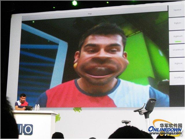 谷歌Android 3.1新功能演示截图