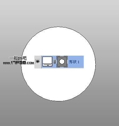 photoshop打造金属质感徽章