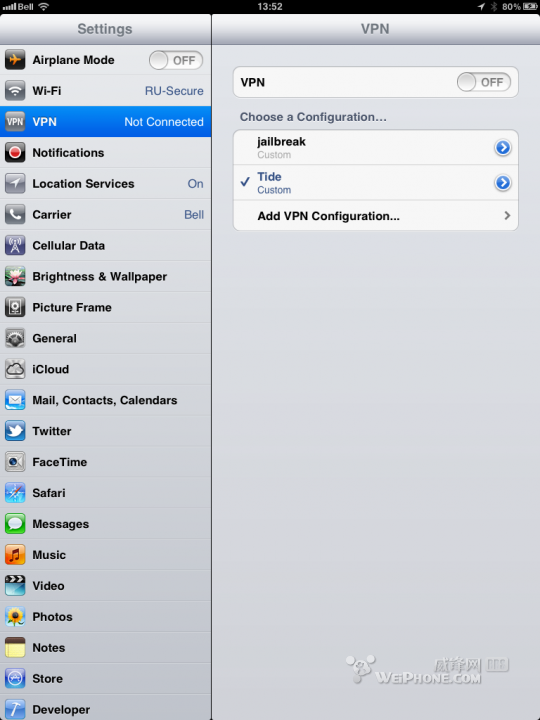 iPad2 iPhone4S 越狱教程 支持A5处理器