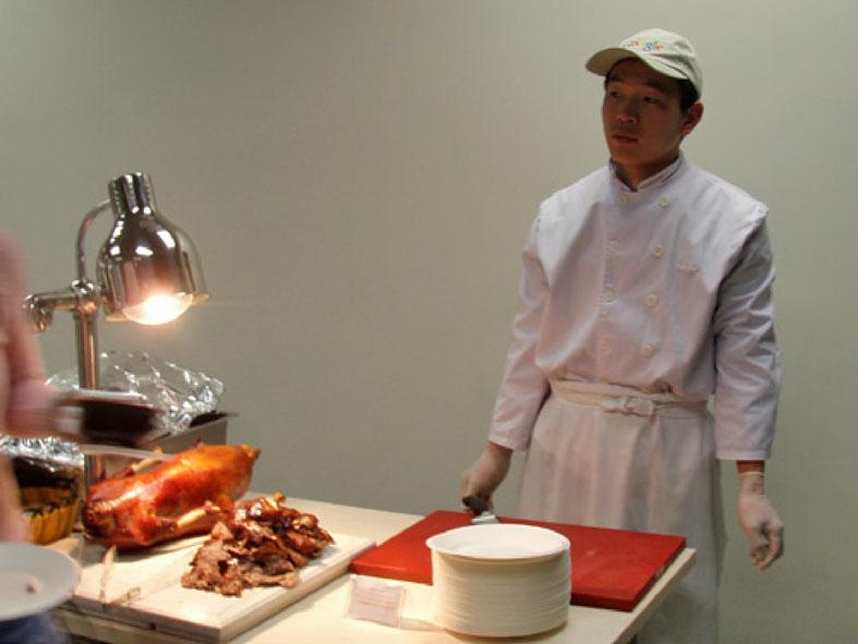 揭秘谷歌中国厨师团队:不创新会死的工程师文化