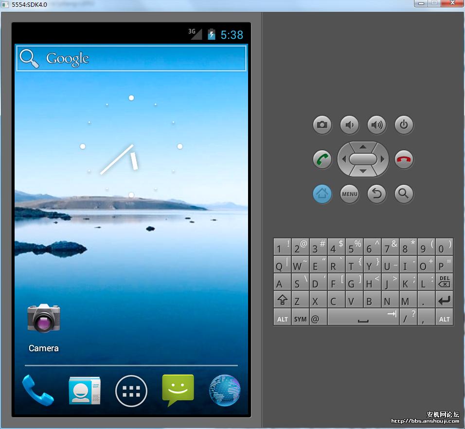 在电脑安装最新版Android4.0.4模拟器教程。