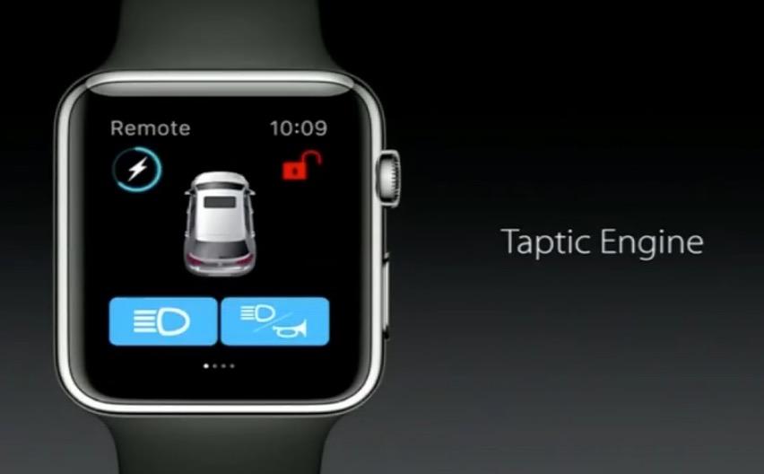 苹果是如何用Carplay和Apple Watch向汽车进军的?