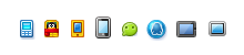 QQ2013移动设备在线图标切换工具