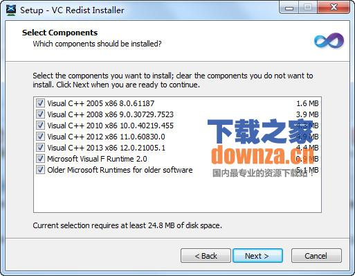 VC Redist Installer(VC运行库)