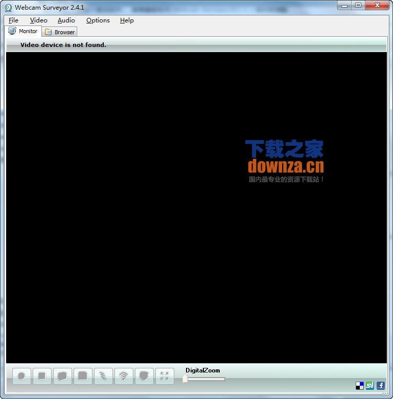 视频捕捉软件(Webcam Surveyor)