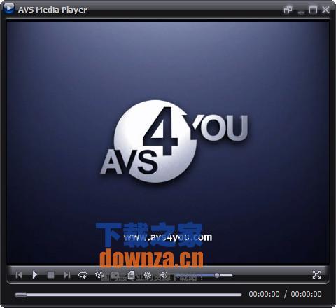 全能DVD视频播放器(AVS DVD Player)
