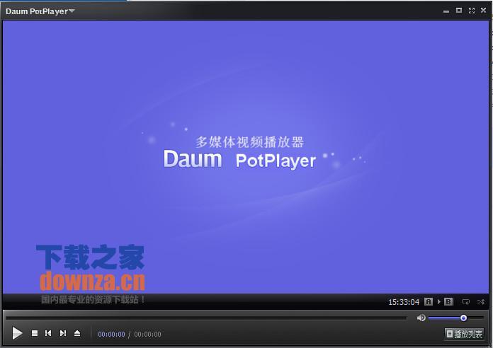daum potplayer视频播放器