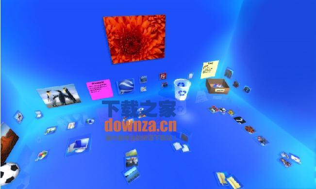 Real Desktop(3d桌面美化软件)