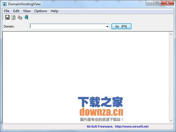 DNS/Whois查询工具(DomainHostingView)