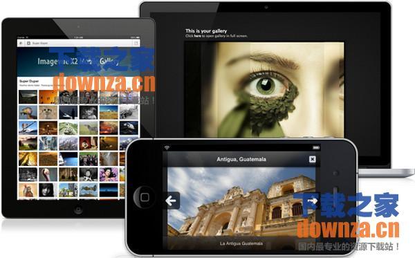商业相册程序Imagevue