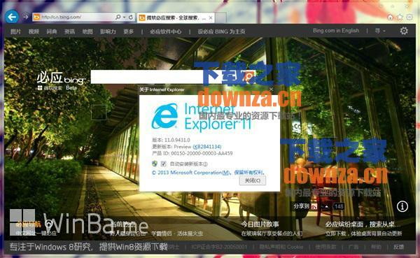 IE11 for win7