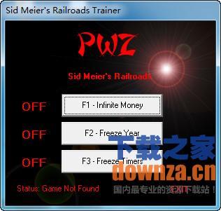 席德梅尔的铁路修改器 1.0