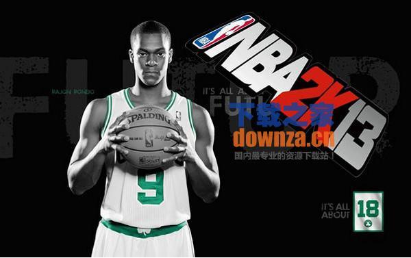 nba2k13游戏桌面壁纸