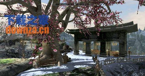 上古卷轴5桃花寺院MOD