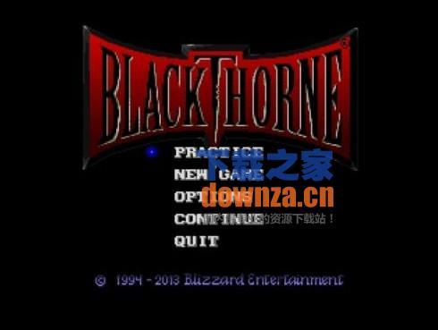 黑色荆棘游戏 高清版