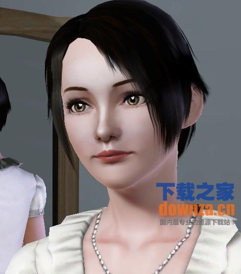 模拟人生3学生妹MOD