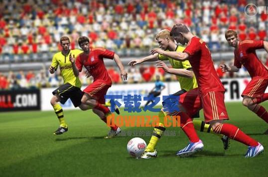 FIFA14德甲球员照片修复补丁