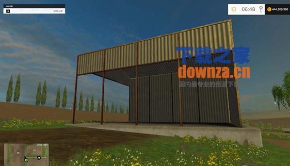 模拟农场15库房MOD