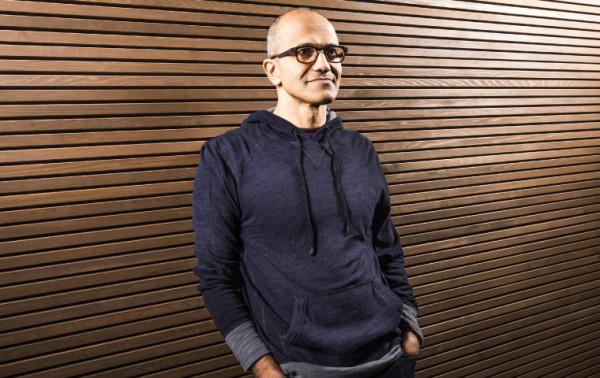 微软CEO纳德拉:Win10免费是为了整个微软生态