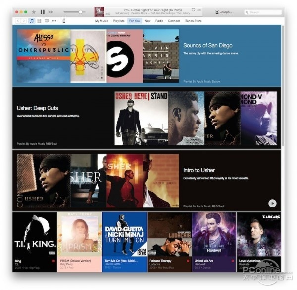 iTunes12.2正式发布!全面支持Apple Music