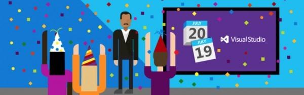 Visual Studio 2015正式版发布时间公布