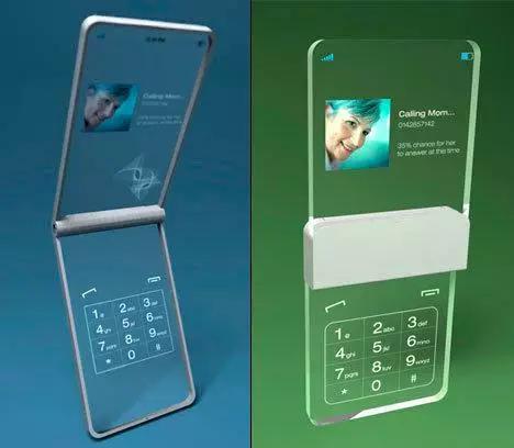 十年后的手机竟然是这样:可隐形、环保回收、太阳能充电