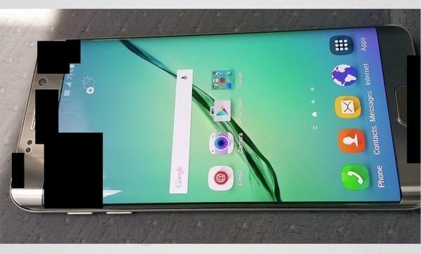 三星Galaxy S6 Plus来了!iPhone 6傻眼