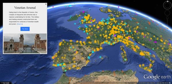 Google Earth十岁了!客户端更新推全新功能