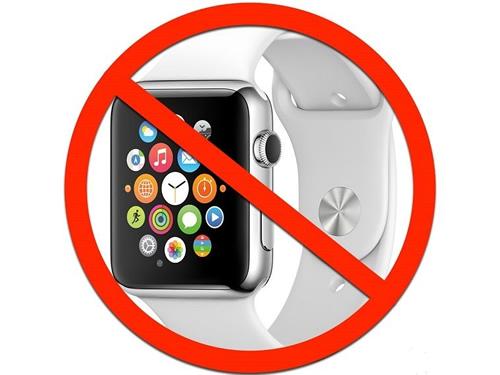 北京高考禁考生佩戴Apple Watch入场