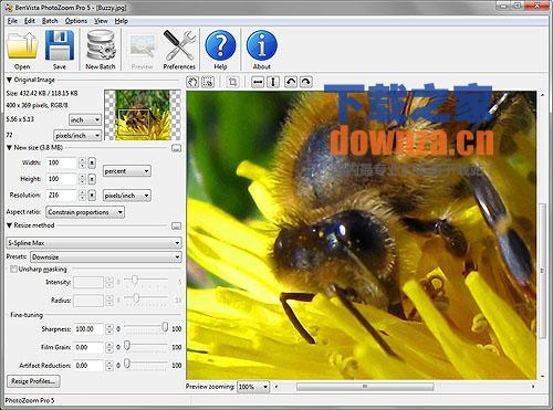 Photozoom Pro(图片无损放大软件)