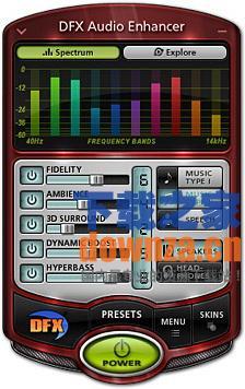 DFX Audio Enhancer