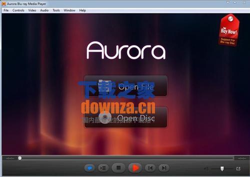Aurora Blu-ray Media Player(蓝光高清视频播放器)