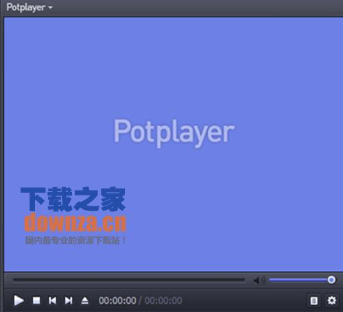 PotPlayer Portable(媒体播放器)