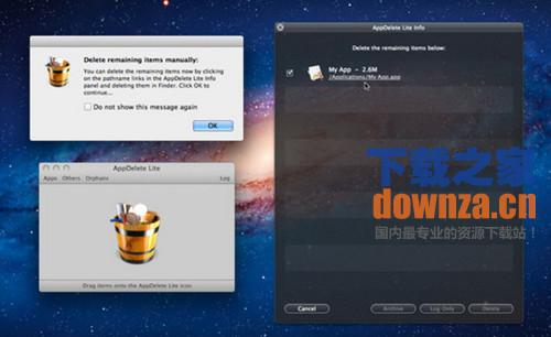 AppDelete(苹果软件卸载工具) for mac版