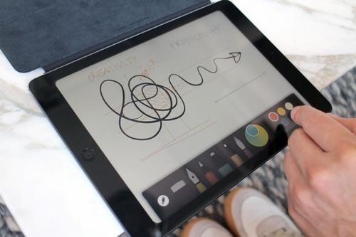 苹果正研发触控笔:书写或将数字化