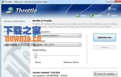 Throttle免费网速加速器