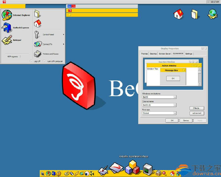 BeOS真的是一个又快又高效的操作系统