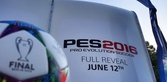它竟然还没死:《实况足球2016》公开!