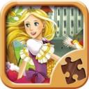 公主拼图游戏