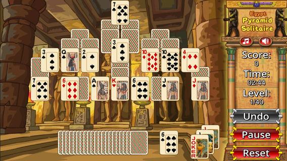下载之家提供金字塔纸牌ios版的急速下载服务。金字塔纸牌ios版是一款扑克牌休闲益智游戏。这款金字塔纸牌ios版中有数十个精心布局的关卡让你来破解,玩法就是通过相加得13配对来消除一对纸牌,如果感兴趣的话,不妨来试试这款纸牌游戏。访问移动M站m.downza.cn,发现更多最新APP。 官方介绍   一款新颖让人上瘾的金字塔纸牌闯关版!