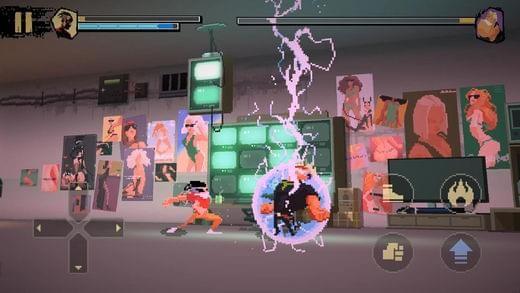 英雄就是我ios版是一款像素风格的格斗游戏,游戏的主角是一位身世离奇