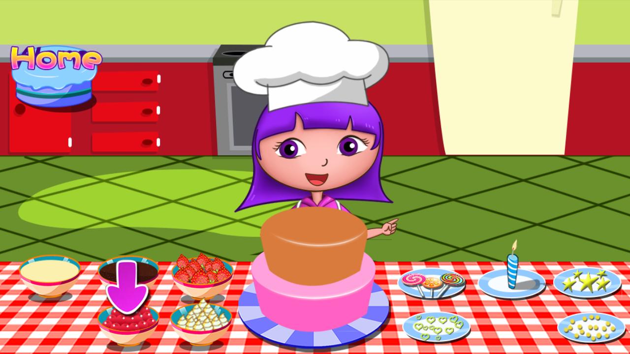 宝宝蛋糕制作