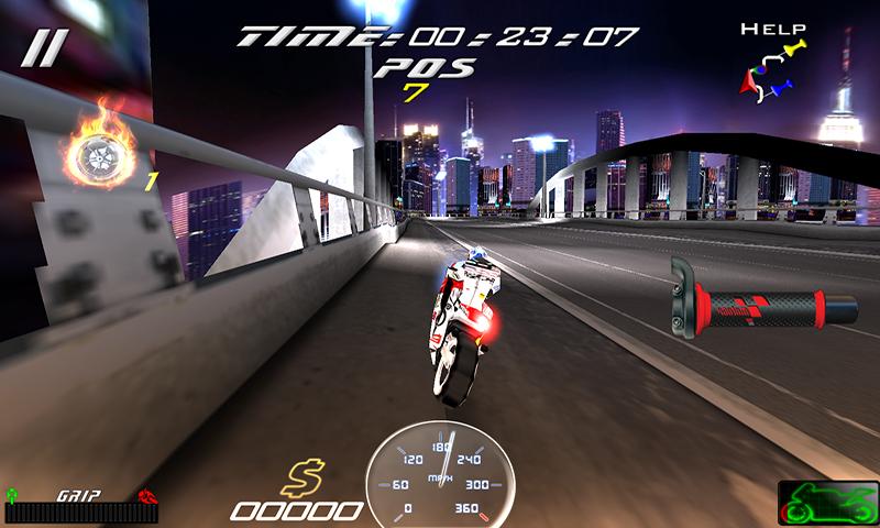 极限摩托比赛版